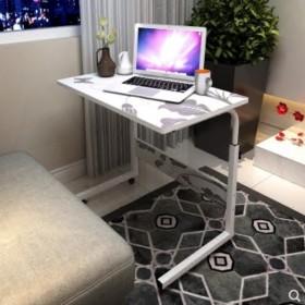 简易移动学习桌笔记本电脑桌可升降小桌子床边书桌