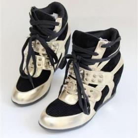 外贸原单防狼鞋短靴登山鞋逛街鞋时尚女鞋学生鞋