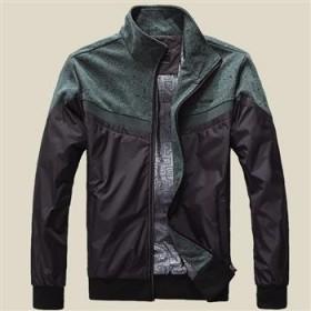 冬季热销 男士时尚休闲立领夹克外套