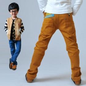 儿童时尚休闲裤