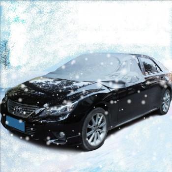 【包邮】 四季通用汽车前挡风玻璃罩防雪防霜防冻防水遮阳半车衣