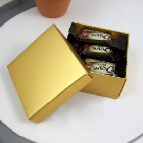 中式结婚剪纸款创意喜糖盒 请柬30套