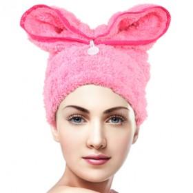 长绒加厚干发帽 强吸水高品质浴帽