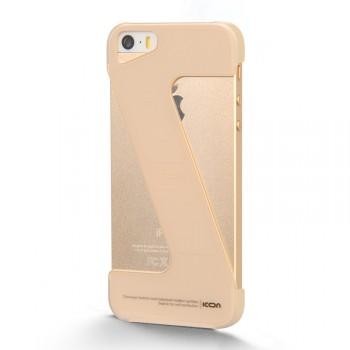 【包邮】 品牌icon苹果iphone5手机壳套苹果iphone5s薄边框创意外壳