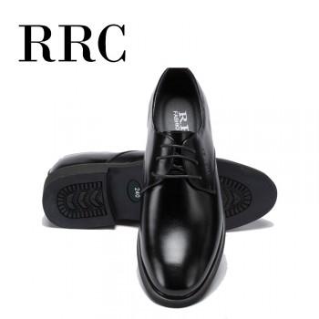 RRC男士内增高6厘米 6cm透气休闲商务真皮结婚