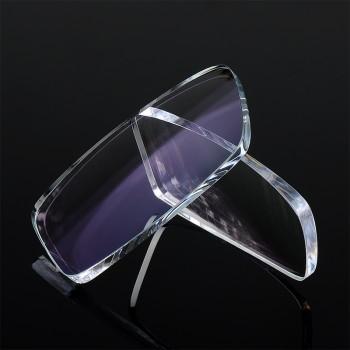 60超薄非球面防辐射近视镜片