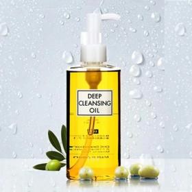 蝶翠诗深层清洁温和卸妆油橄榄舒缓肌肤去角质200ML