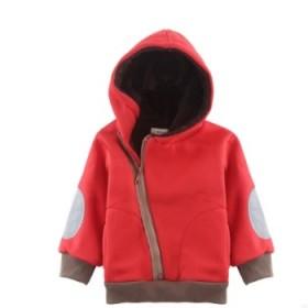 男女童宝宝加厚加绒卫衣
