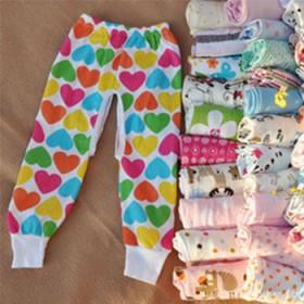套餐儿童婴儿全棉裤子宝宝罩衣