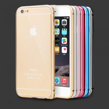 iphone6手机壳金属边框