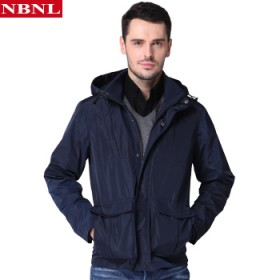 NBNL 百搭男士夹克短外套 加厚夹克