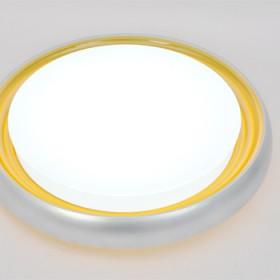 现代时尚简约LED圆形18W吸顶灯直径44cm