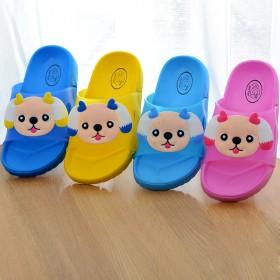 可爱儿童夏天凉拖鞋
