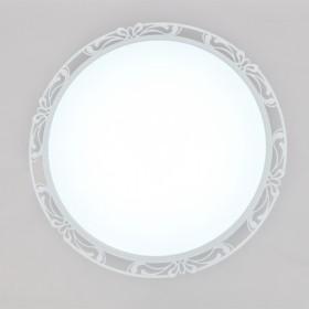 简约欧式品牌LED圆形24W吸顶灯直径48.5cm