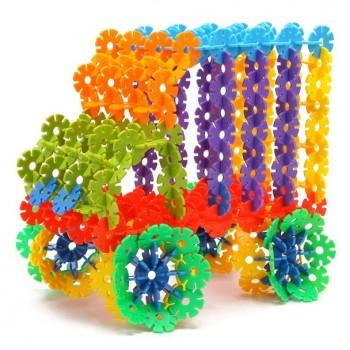 【包邮】 儿童益智玩具 雪花片积木 拼图 套餐