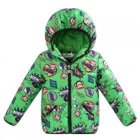 童装新款秋冬韩版儿童羽绒棉服外套保暖棉衣男女童装羽