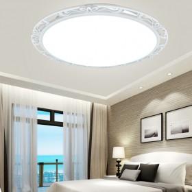 简约欧式时尚LED吸顶灯 客厅卧室温馨浪漫灯饰
