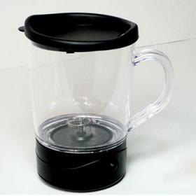 自动搅拌杯咖啡杯 懒人创意电动马克杯子欧式品牌带盖