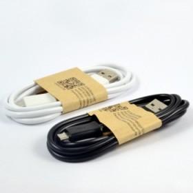 全铜加粗通用安卓数据线 原装智能手机USB充电器线