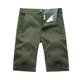 外贸原单品牌纯棉男士宽松大码休闲短裤