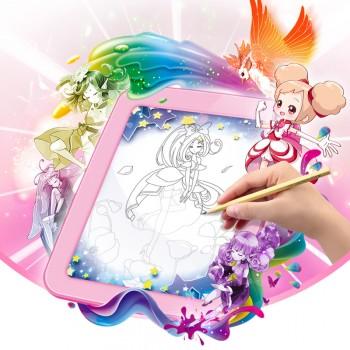 儿童益智手绘板画画套装
