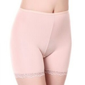 斯科维尔 短裤防走光裤蕾丝三分裤打底裤裤子