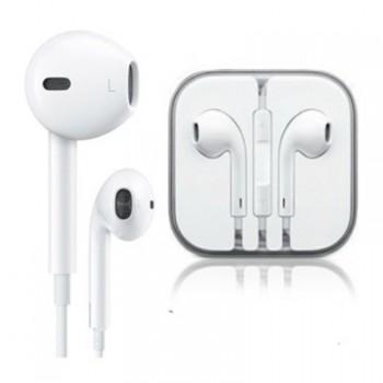 苹果原装耳机iphone6正品线控耳机5s通用耳机