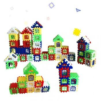 【包邮】 玩具大礼包,太空橡皮泥,泡泡机,房子积木