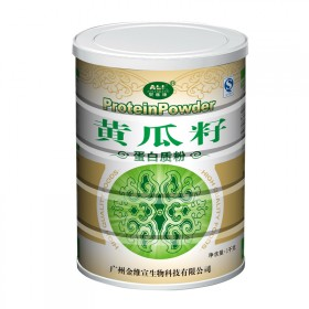 奥林康黄瓜籽蛋白质粉 1000g/罐 提高