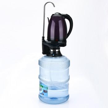 景湖电动抽水器矿泉水吸水压水器饮水机桶装水支架自动