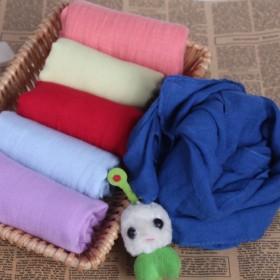 2015年秋冬新款儿童糖果色围巾