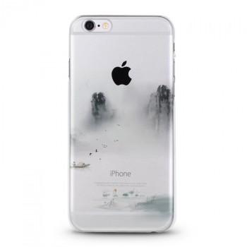 iphone6/6手機殼 水墨中國風