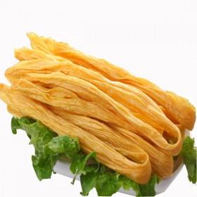 2斤装 农家自制纯天然腐竹 油豆皮 豆干