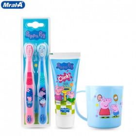 美乐a儿童口腔组合装1套2支牙刷1支牙膏1只漱口杯
