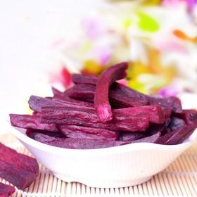 香酥紫条250g 香酥红条250g