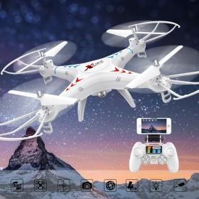 大四轴飞行器高清航拍实时图传遥控飞机直升机航模充