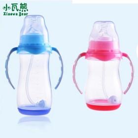 小瓦熊pp宽口径感温奶瓶不同规格任选