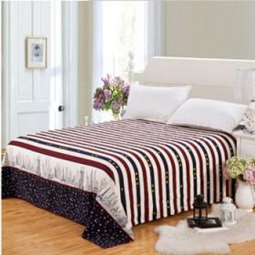 贴身保暖双人床单2米
