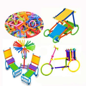 【包邮】 益智聪明棒积木拼插拼装玩具