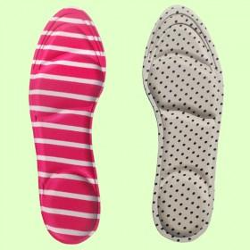 会上瘾的4D女士板鞋高跟鞋鞋垫 柔软舒适保暖