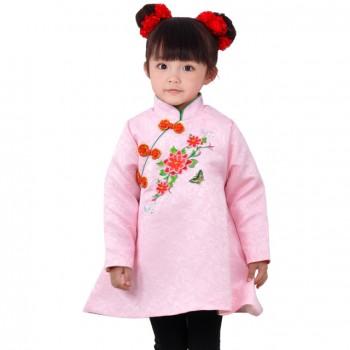 新年礼品儿童旗袍女童