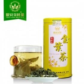 金叶茶养肝护胃养生茶