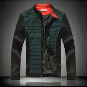 品牌好货中青年短外套夹克长袖夹克衫选择好尺码下单