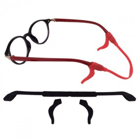 【成年儿童】近视眼镜防滑耳勾耳套