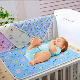 婴儿隔尿垫 防水月经垫(发大码和小码)共两条