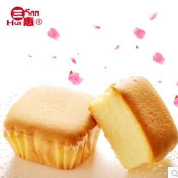 井冈蜜方�!�m_【包邮】 三惠蜜方鲜蛋糕 1kg整箱