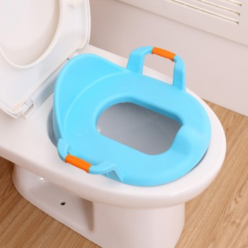 儿童坐便器马桶垫男女宝宝小孩子家用扶手防掉马桶圈