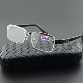 水晶石头老花眼镜 清凉养眼
