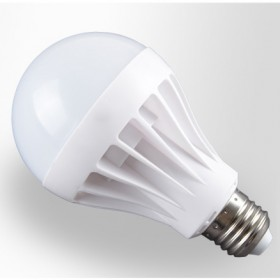 亮2只装12W LED灯泡通用e27螺口节能灯泡