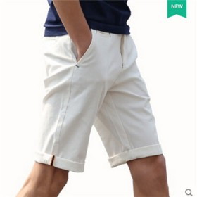 98%棉夏季品质短裤五分裤男